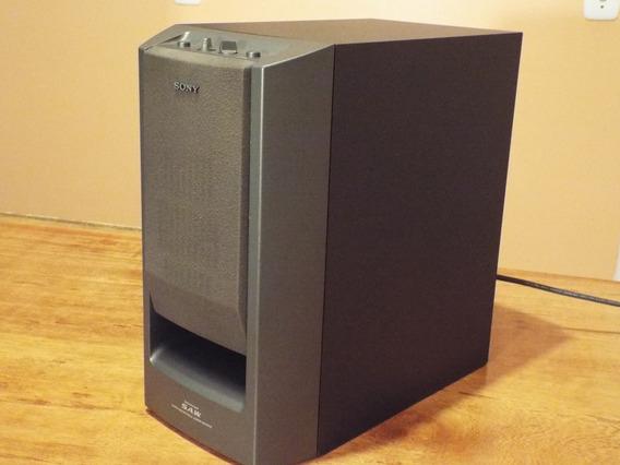Sub Ativo Sony Sa-w305, Ñ É Jvc Denon Yamaha