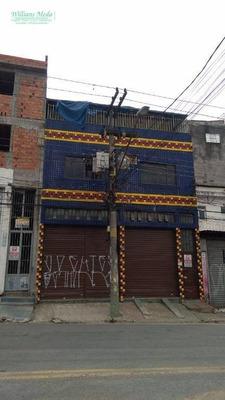 Kitnet Residencial Para Locação, Cocaia, Guarulhos - Kn0014. - Kn0014
