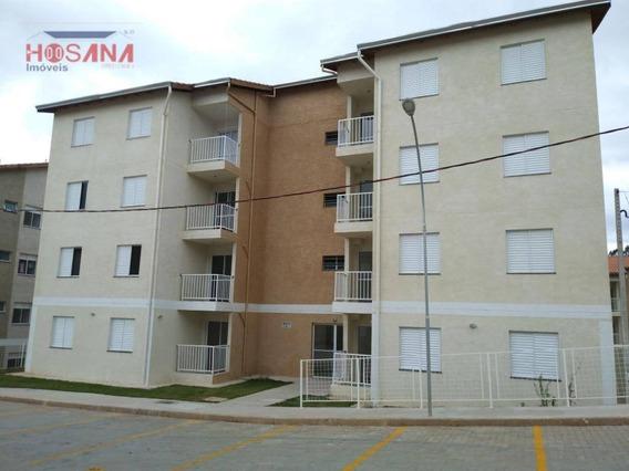 Apartamento Com 2 Dormitórios À Venda, 45 M² Por R$ 160.000,00 - Residencial São Luis - Francisco Morato/sp - Ap0132