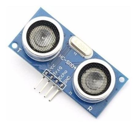 Sensor Distancia Ultrasonidos Hc-sr04 Arduino Raspberry Pic