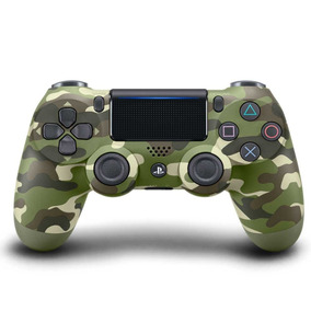 Controle Playstation Dualshock 4 Camuflado Original - Ps4