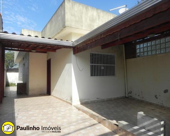 Casa Para Venda E Locação Na Praia De Peruíbe. - Ca03276 - 34371497