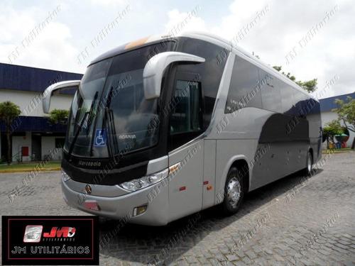 Imagem 1 de 11 de Paradiso 1200 G7 Ano 2014 Scania K310 46 Lug Jm Cod.602
