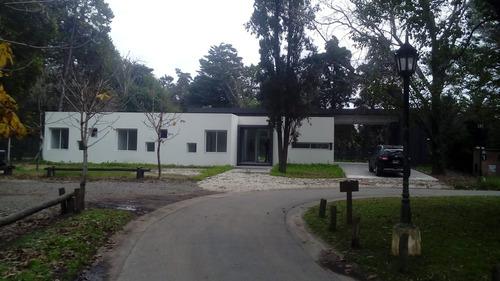 Casa Lujosa En Country