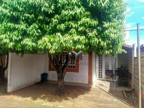 À Venda Por R$ 170.000 Casa Com 2 Dormitórios , 117 M²  - Ipiranga - Ribeirão Preto/sp - Ca0607