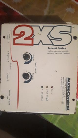 Crossover Audiocontrol 2 Vias