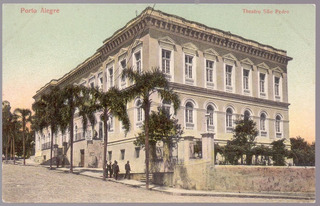 Porto Alegre - Teatro São Pedro