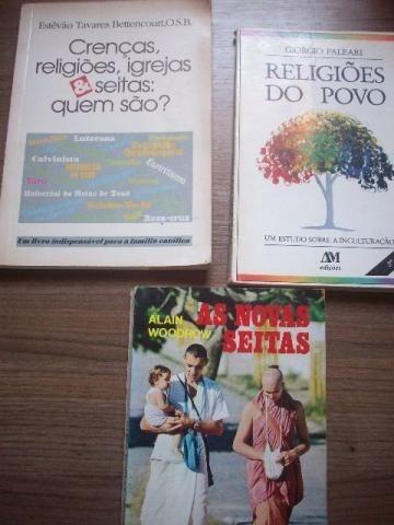 Livros Para Ensino Religioso