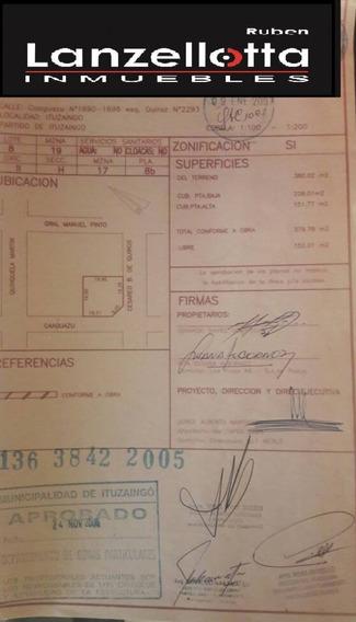 Galpones, Depósitos O Edificios Ind. Venta Ituzaingó