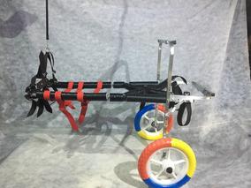 Cadeira De Rodas Para Cachorros De Médio Porte De 15 A 30 Kg