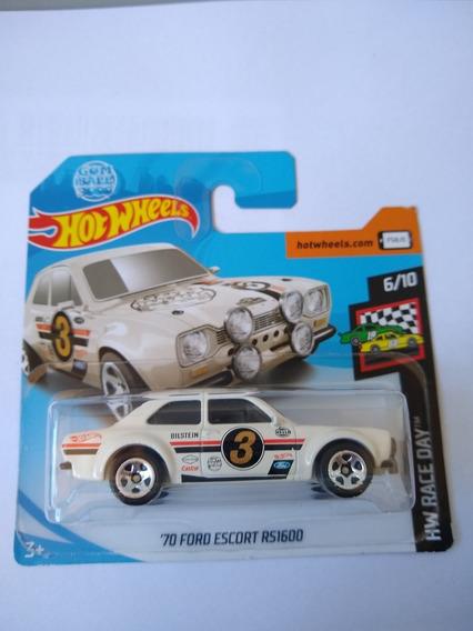 Hot Wheels - Ford Escort 70