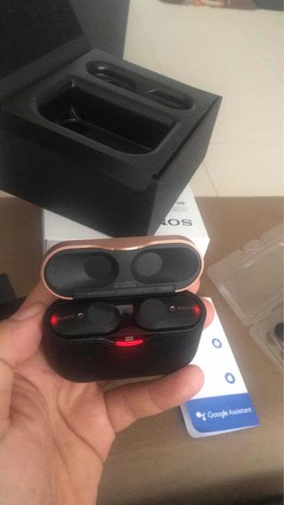 Fone De Ouvido Wf-1000xm3 Bluetooth Sem Fio Noise Cancelling