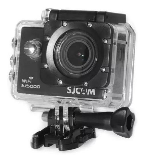 Sjcam Sj5000 Wifi Câmera Original Filma 1080p Prova D