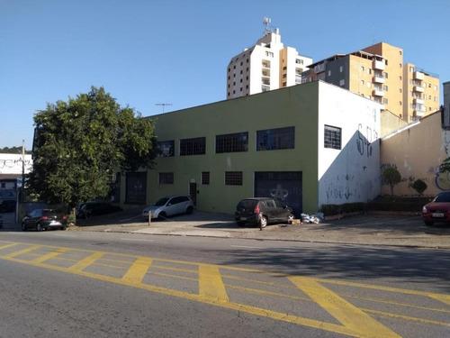 Imagem 1 de 7 de Prédio Para Alugar, 400 M² Por R$ 20.000/mês - Assunção - São Bernardo Do Campo/sp - Pr19152