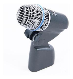 Microfono Supercardioide/dinamico Shure Beta56a Rd Music