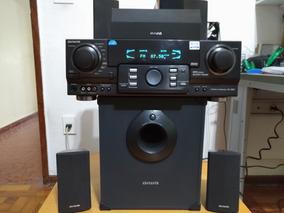 Receiver Dolby Digital Aiwa Av-57 Ñ Gradiente, Sony, Denon,