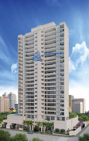 Apartamento A Venda No Bairro Brooklin Em São Paulo - Sp. - 319-1