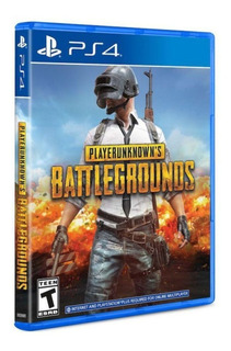 Playerunknowns Battlegrounds Playstation 4