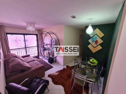 Imagem 1 de 22 de Apartamento Com 2 Dormitórios À Venda, 61 M² Por R$ 583.000,00 - Saúde - São Paulo/sp - Ap8592