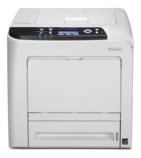 Impresora Laser Color Ricoh Aficio Sp C320dn 320 - Usada Sim