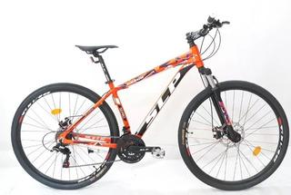 Bicicleta Slp 50 - 21 Vel - Freno A Disco - Salas
