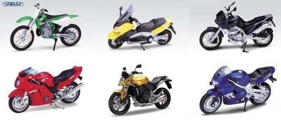 Motos De Coleccion Welly Lionels 660a