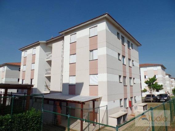 Apartamento Residencial À Venda, Vila Inema, Hortolândia. - Ap4507