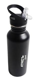 Garrafa Squeeze Termica Sport Inox 600 Ml Atrio