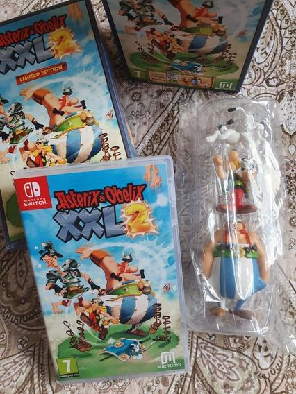 Jogo Asterix & Obelix Xxl 2 Nintendo Switch Edição Especial