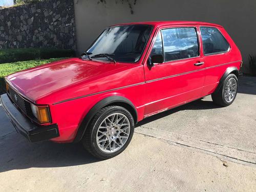 Imagen 1 de 12 de Volkswagen Caribe L 1981
