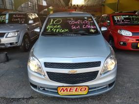 Chevrolet Agile 1.4 Lt 8v Flex Ano 2010 Sem Entrada