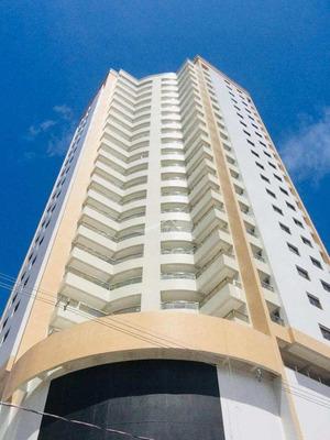 Apartamento Com 2 Dorms, Canto Do Forte, Praia Grande - R$ 462 Mil, Cod: 3046 - V3046
