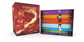 Caixa Harry Potter - Edição Premium Exclusiva