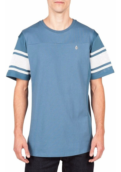 Camisa Volcom Harmony Mesh L, Pronta Entrega No Rj