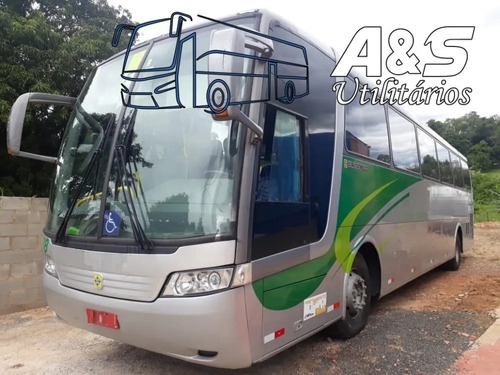 Busscar Vissta Buss Vende Onibus E Empresa Juntos !! Ref.59