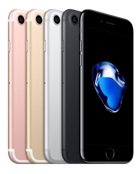 iPhone 7 32 Gb Sin Caja + Mica Smart Tecno Pro