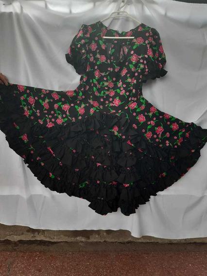 Vestido De Cueca