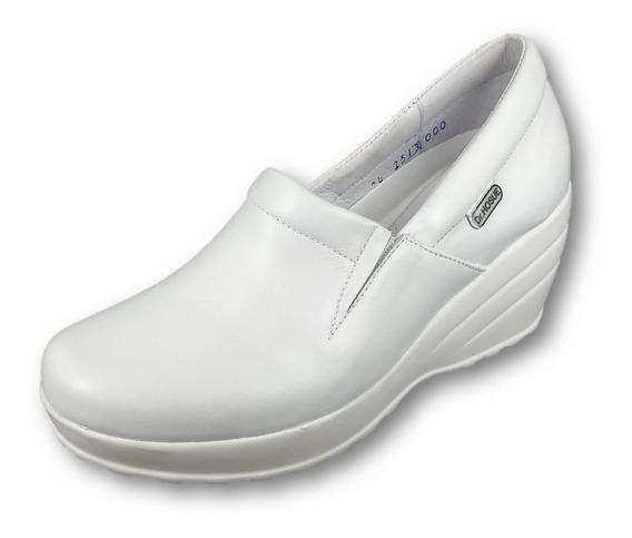 Zapatos Altos De Enfermera Dr. Hosue Estilo 2513 Plataforma
