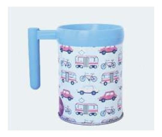 Vasos Para Chicos Autitos + Toy Story + Unicornio + Fortnite