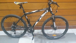 Bicicleta Mountain Bike Rodado 26 21v