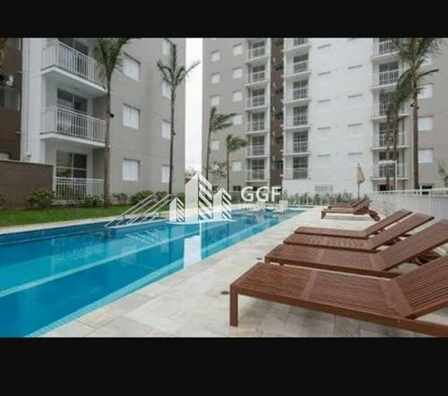 Imagem 1 de 17 de Apartamento No Jardim Vila Formosa, 2 Dorms, 1vaga, 46m² - 55