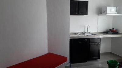 Renta De Estudios Ejecutivos Amueblados, Cerca De Plaza Las Américas