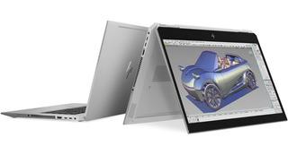 Hp Zbook 15 X360 4k 2en1  i7  32gb  480gb Ssd  Quadro P1000