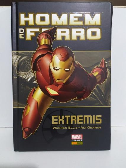 Homem De Ferro Extremis Panini