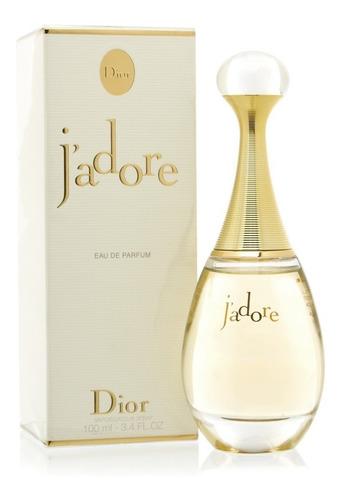 Perfume Dior J'adore Edp 100ml Original Importado Cuotas