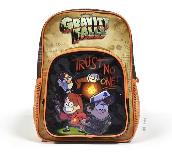 Mochila Gravity Falls - Original Disney - Modelo Infantil