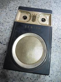 Rádio De Mão Zenith Royal 500 Para Reparo Ou Peças