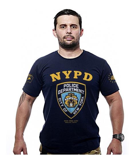 Camisa Militar Nypd Eua