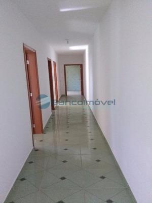 Casa Residencial Em Paulínia - Sp, Santa Terezinha - Ca01269