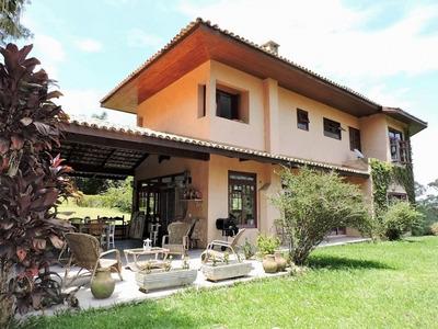 Casa Em Vila Real Do Moinho Velho, Embu/sp De 402m² 3 Quartos À Venda Por R$ 1.480.000,00para Locação R$ 6.500,00/mes - Ca78530lr